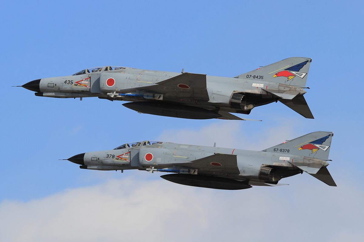 Auch in Hyakuri wurde paarweise gestartet.