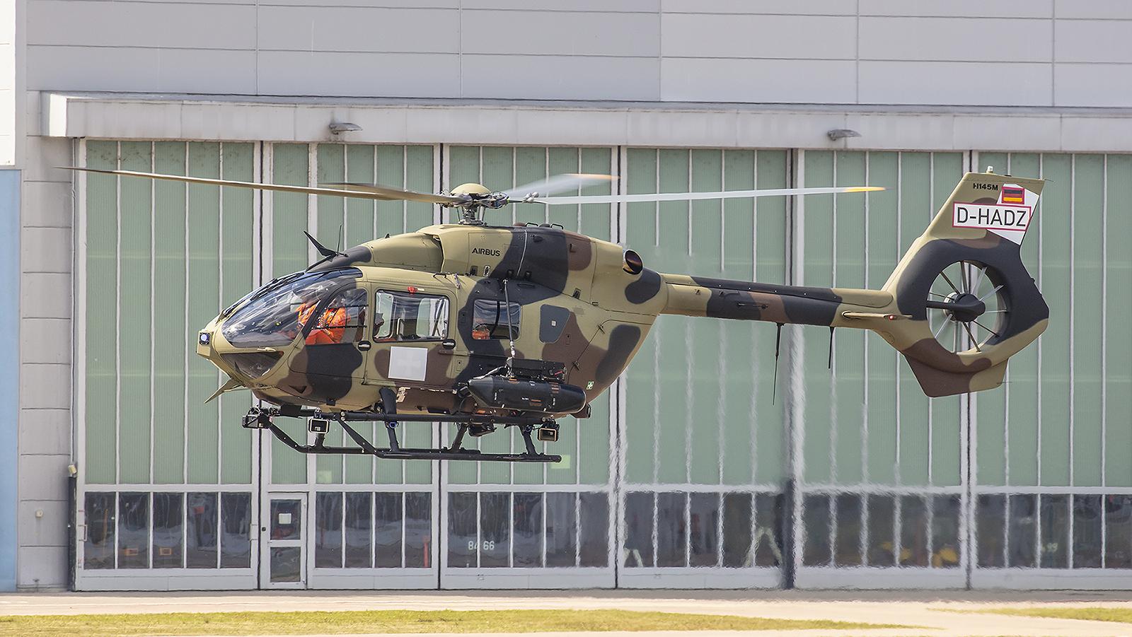 Auch Serbien nutzt den H145M