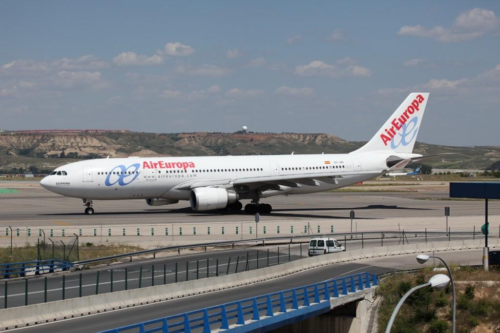 Mit den A 330 fliegt Air Europa u.a. für die Cubana.