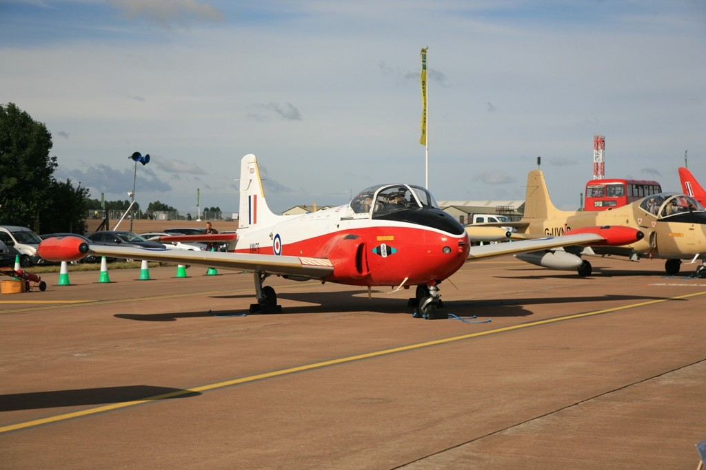 Hunting Jet Provost T.3A
