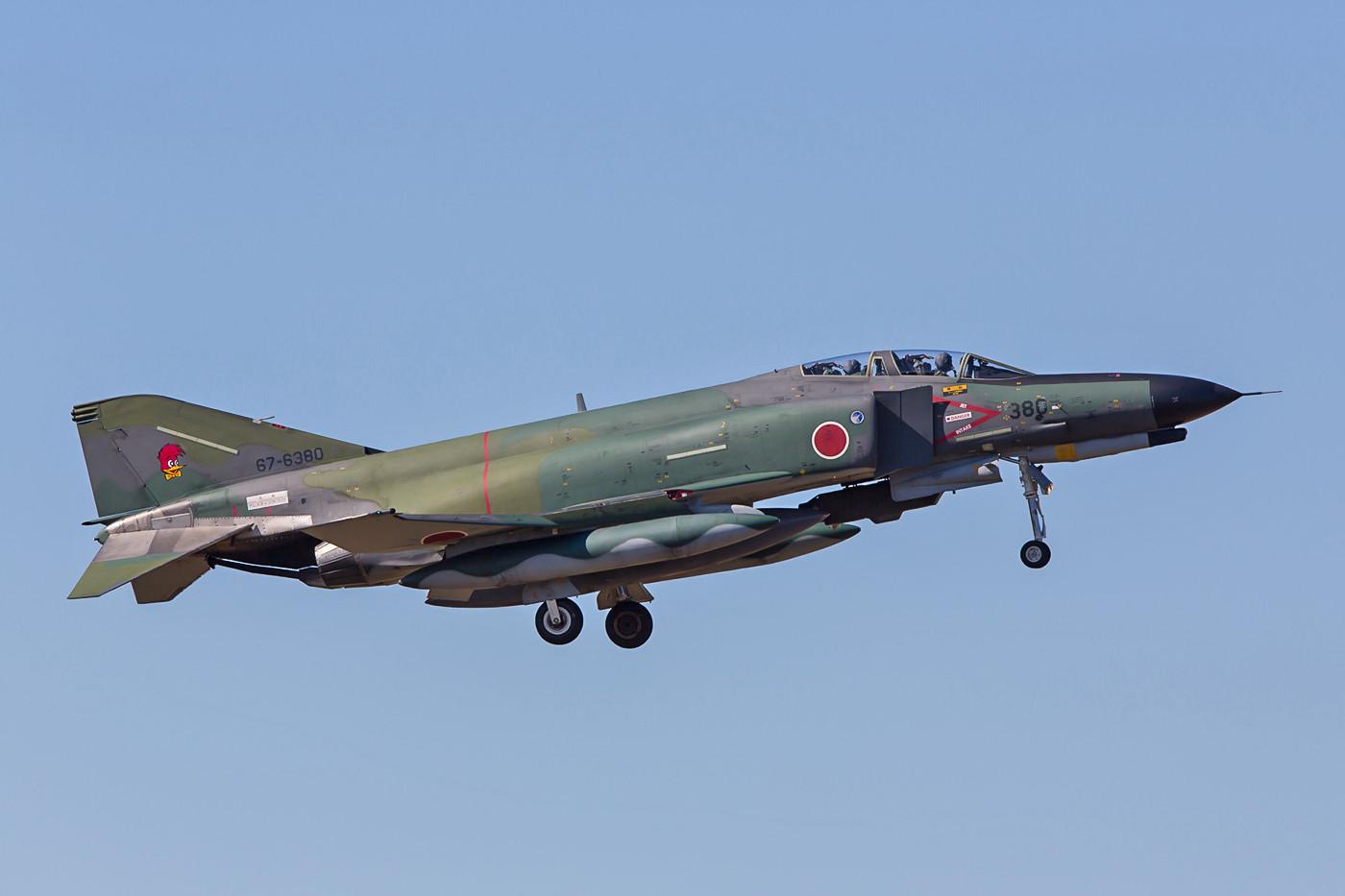 Zwei dieser seltenen Exemplare fliegen noch in der 501 Hikotai