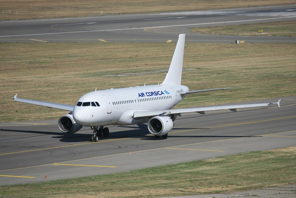 Air Corsica ist der neue Name der CCM.