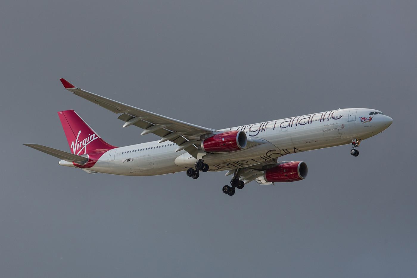 Die Zukunft gehört den Twinjets und das sind neben dem Dreamliner die neuen A330 in der Flotte.