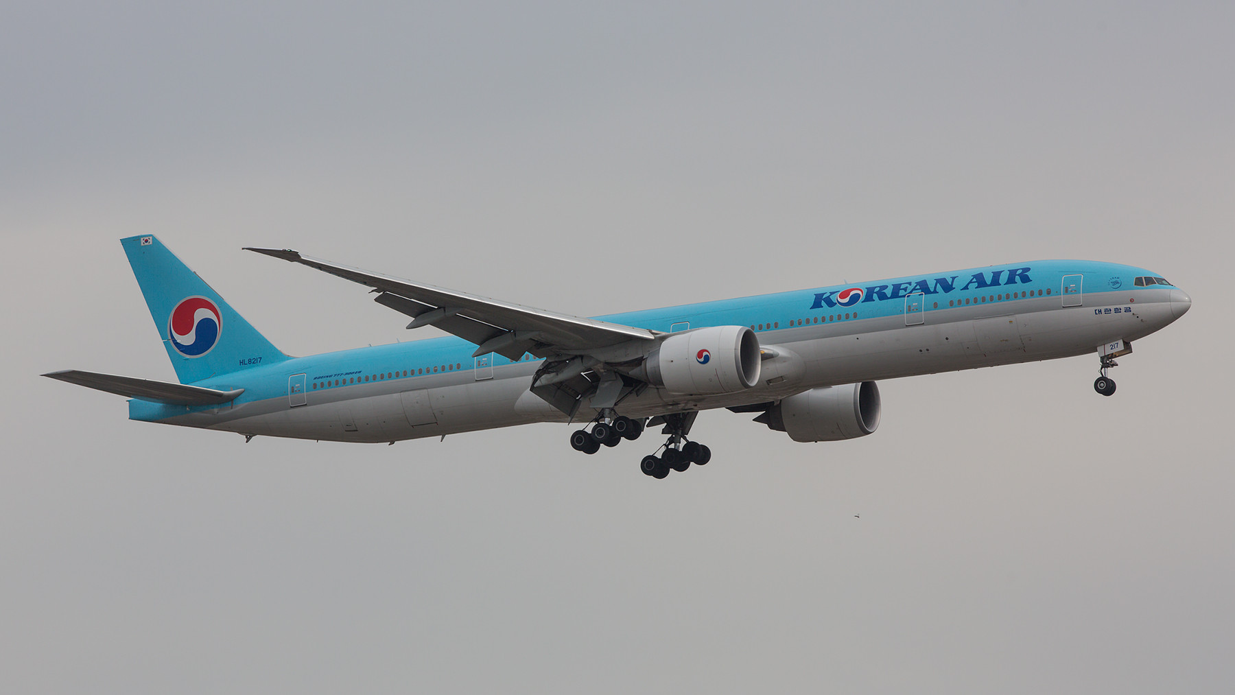 Boeing 777 der Korean Air.