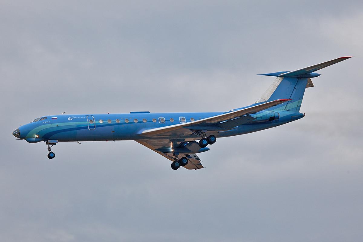 Private TU-134A