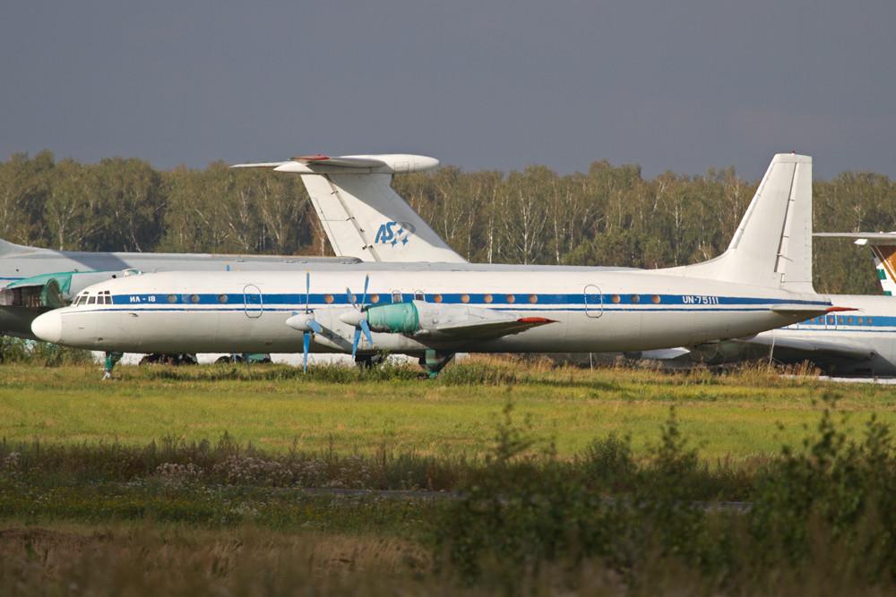 Noch eine gute alte IL-18, die bei mir Erinnerungen weckt.