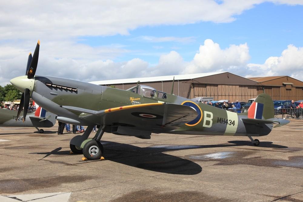 MH434, Spitfire Mk.IX