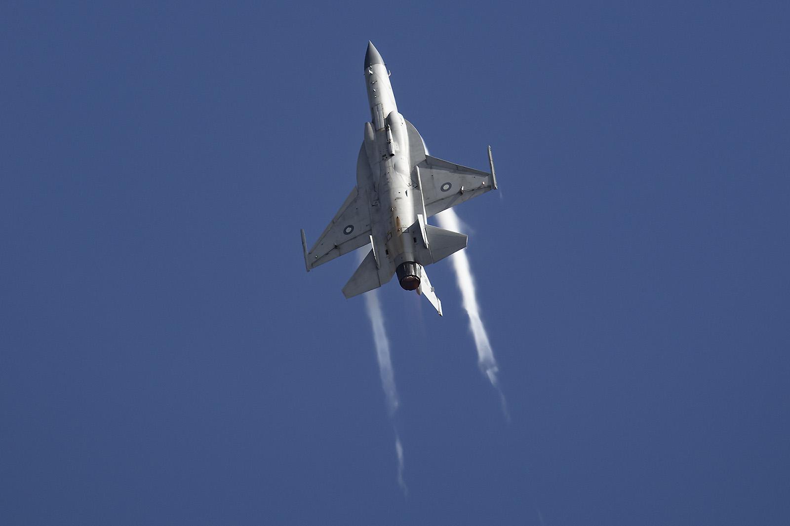 China war Partner bei der Entwicklung des JF-17 Thunder und....