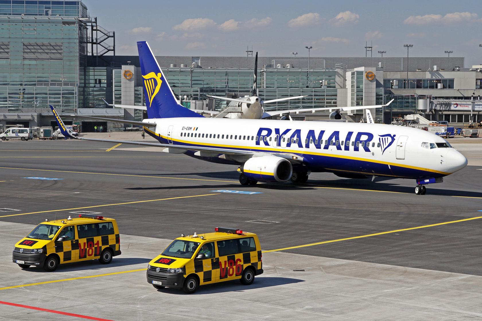 Madrid Frankfurt Ryanair