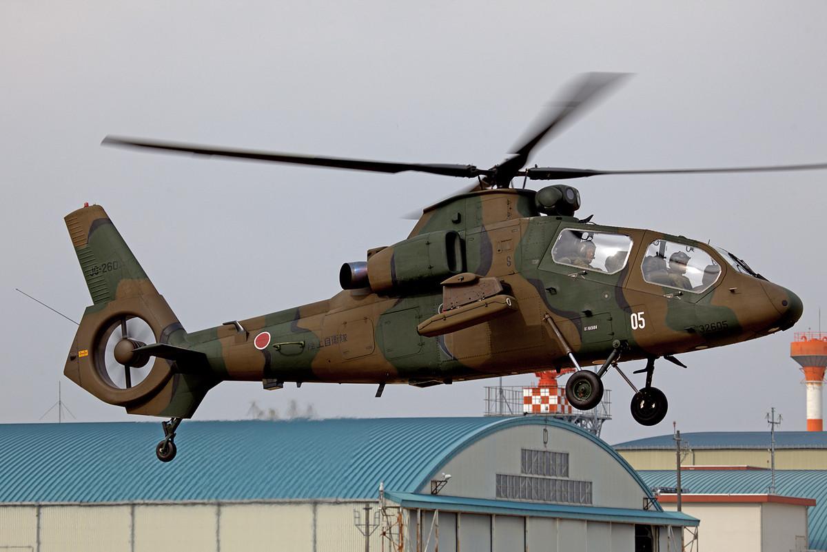 Insgesamt 45 Stück werden nur noch beschafft, sie ersetzen den OH-6