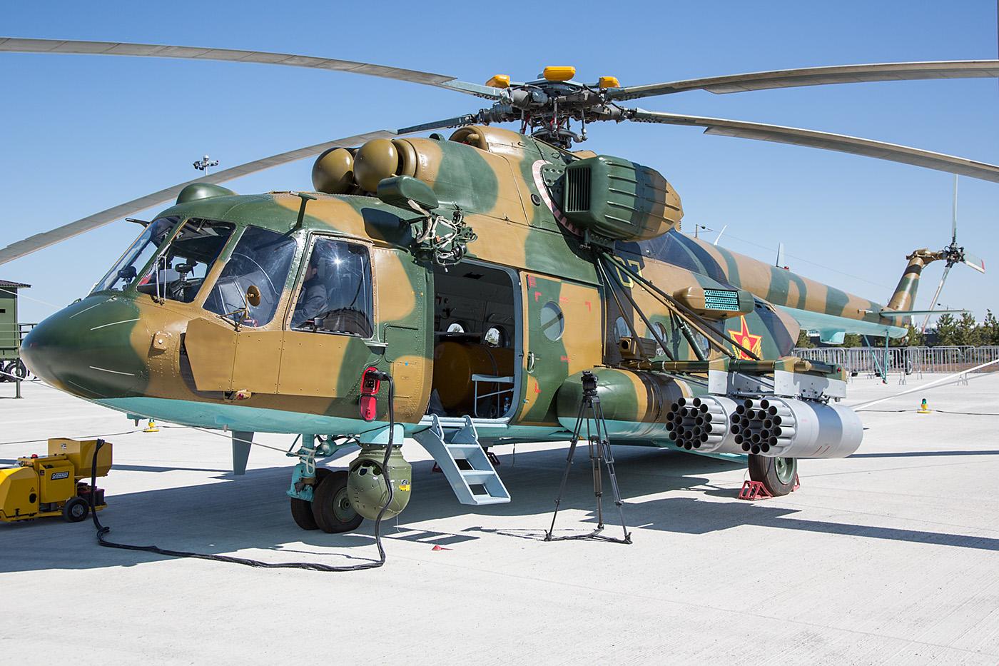 Noch eine Mi-17V-5