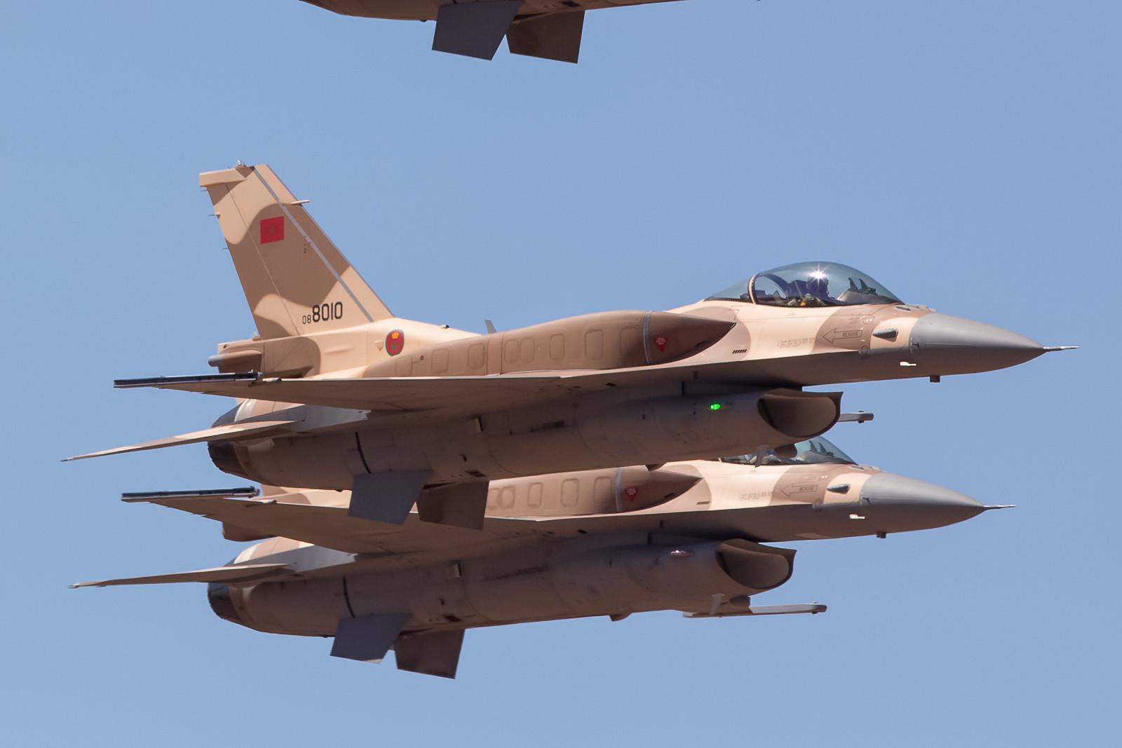 24 Stück der F-16 C/D Block 52 sind bei der RMAF derzeit im Einsatz.