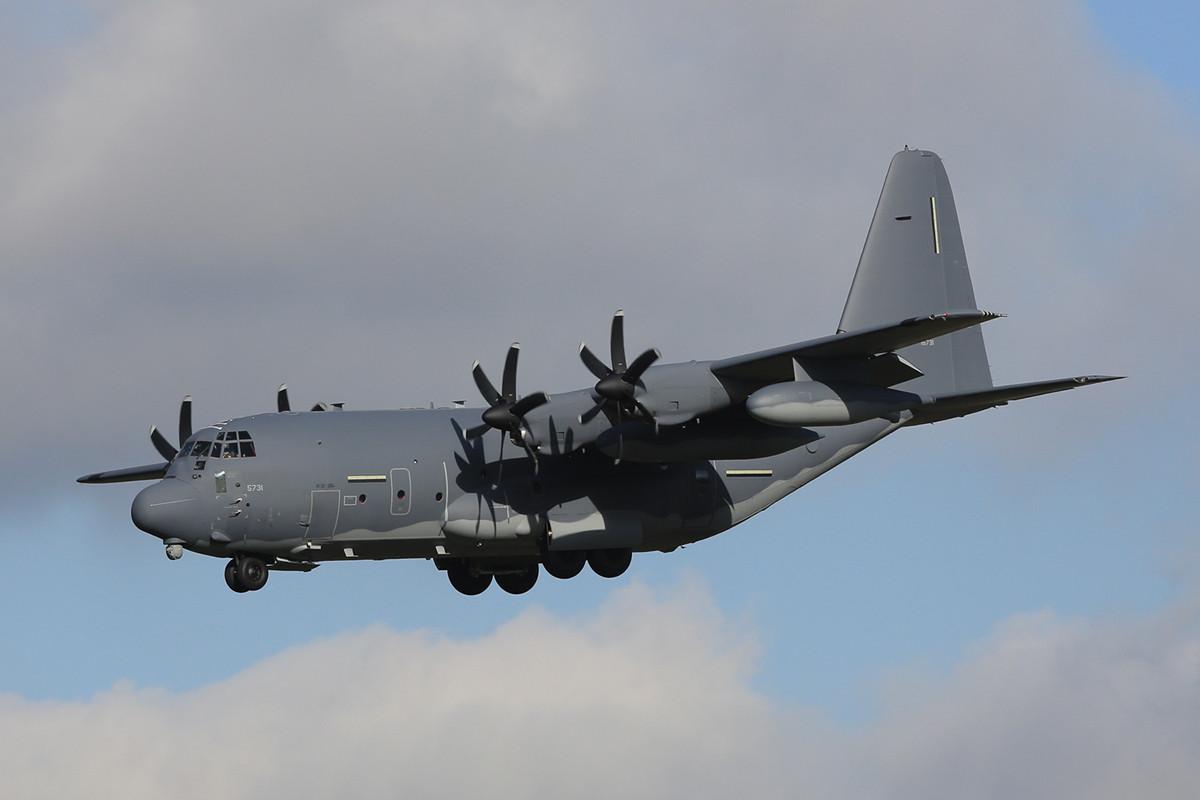 30.10.2013; 11-5731, MC-130J der 352 SOG (RAF Mildenhall)