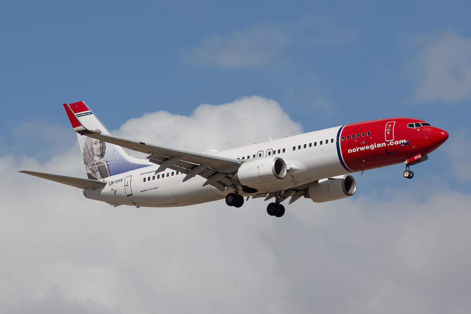 Der stille Gigant unter Europas Billigfliegern, die Norwegian, drängt auch auf den deutschen Markt.