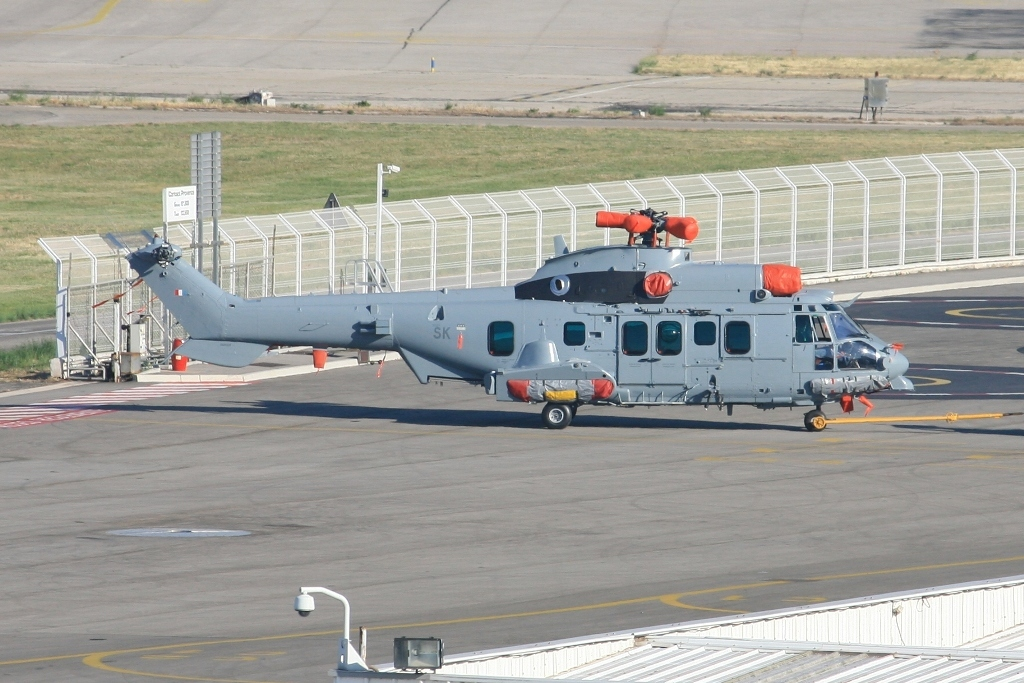 Ein neuer Caracal für die Luftwaffe.