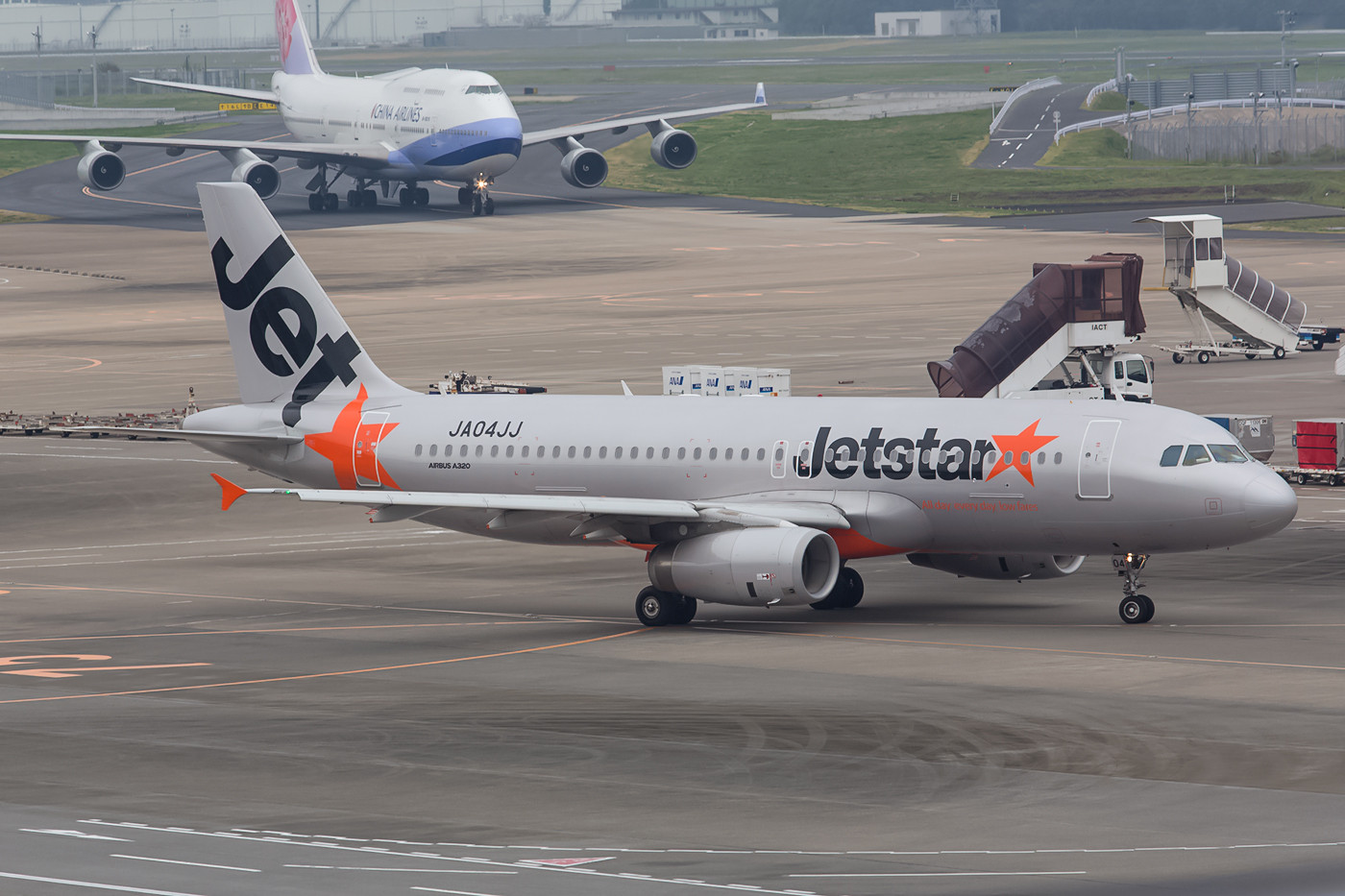 Jetstar Japan ist ab Narita stark auf Expansionskurs.