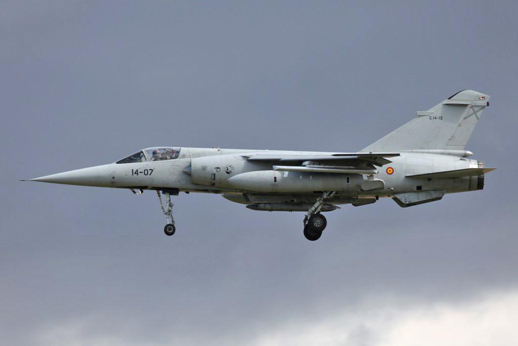 Mirage F-1 der Ala 14