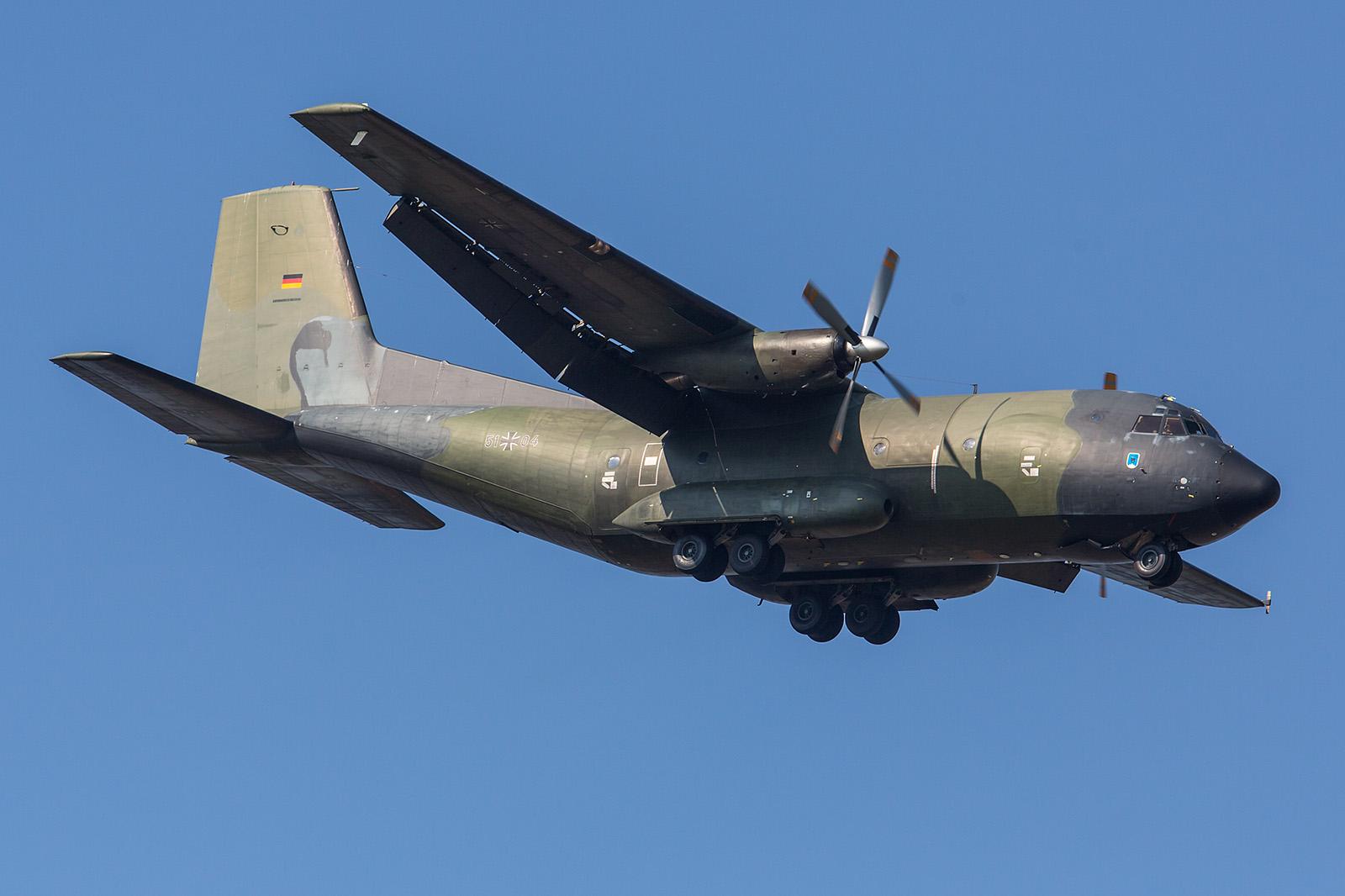 C-160 Transall aus Penzing.