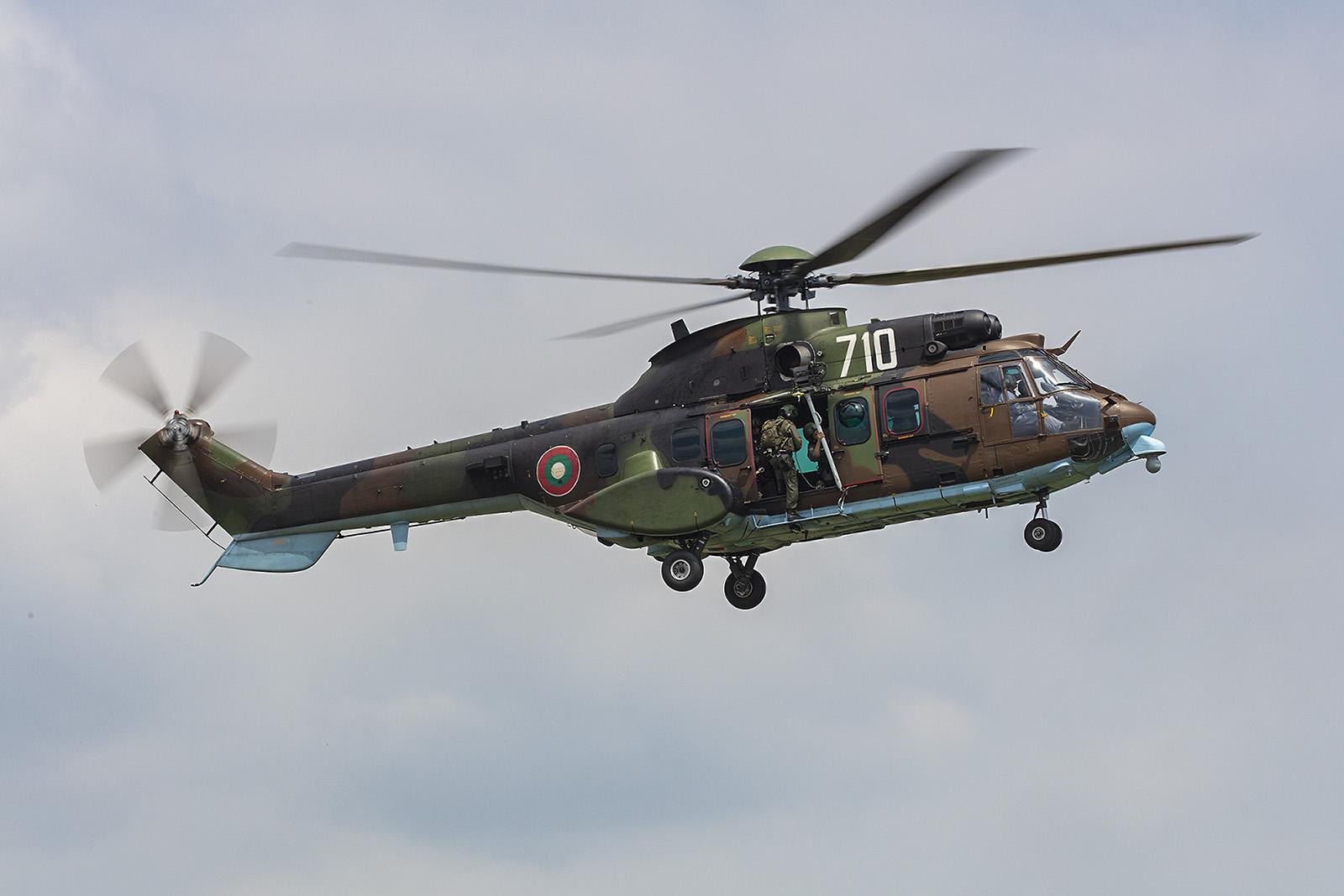 CSAR mit der AS 532.