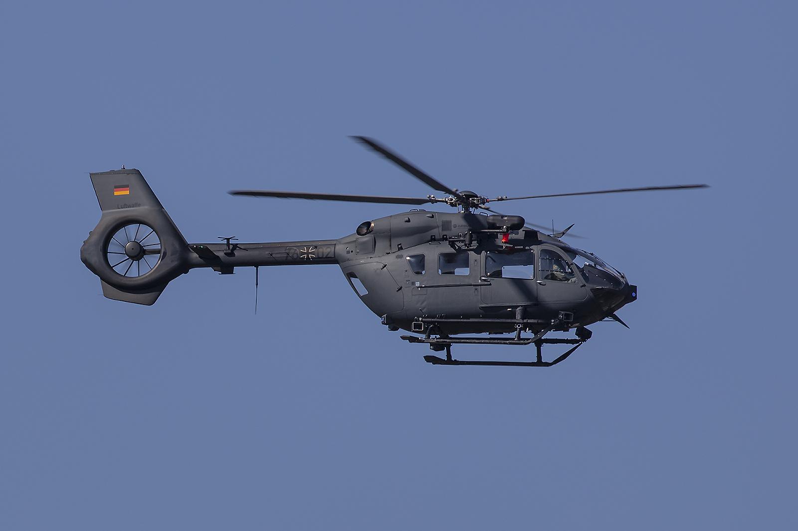 H-145M der Luftwaffe aus Laupheim