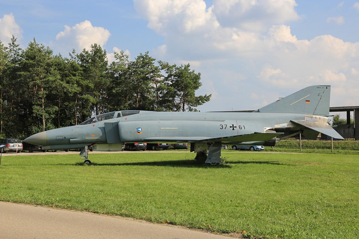 Sie ist schon lange ein Teil der Geschichte des Fliegerhorstes.