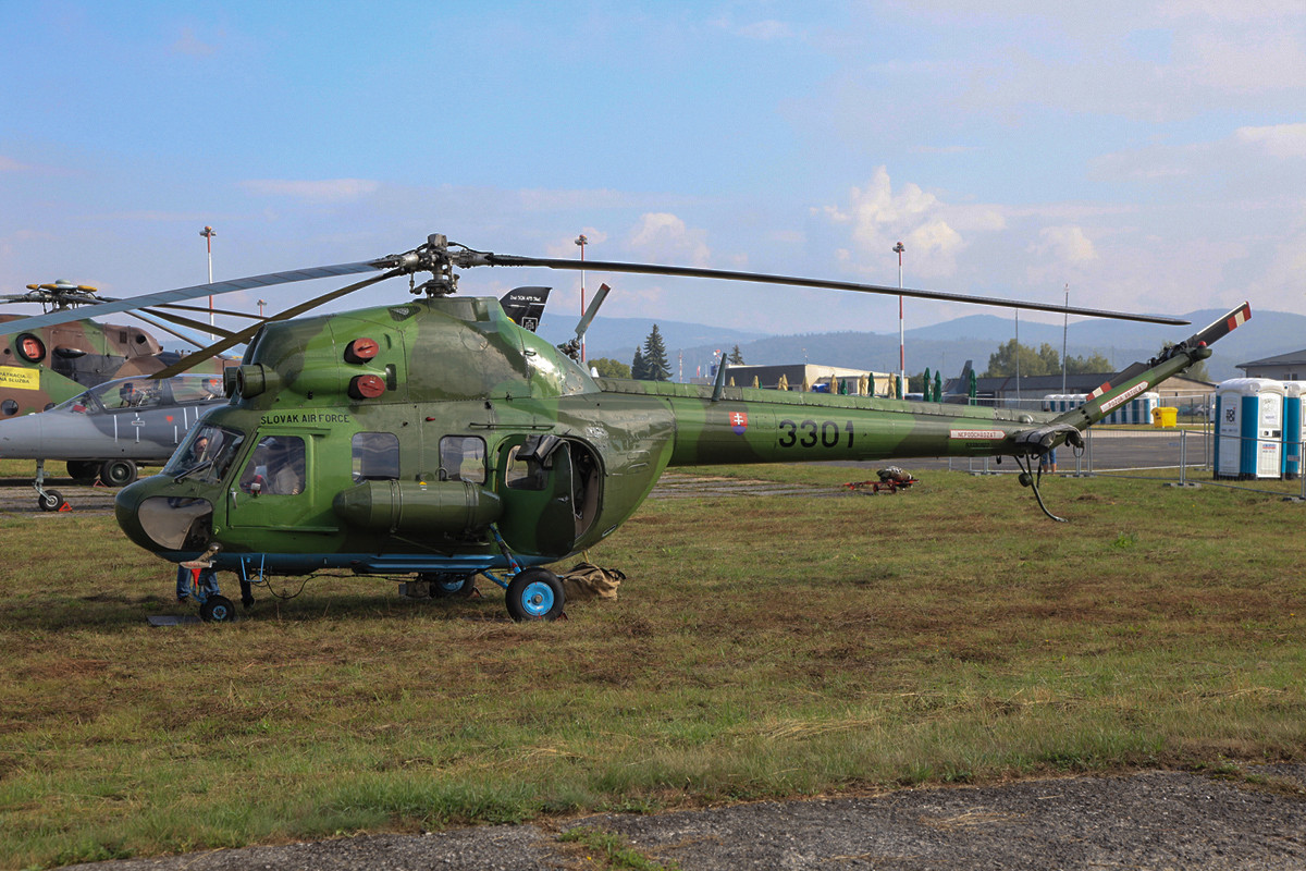 Mil MI-2 aus Presov