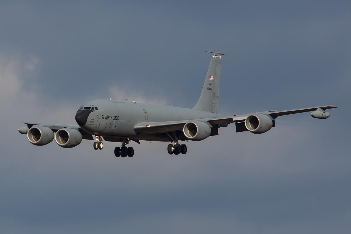 RMS 22.02.2015; KC-135R; 59-1486; 92nd ARW, Fairchild AFB (Washington)