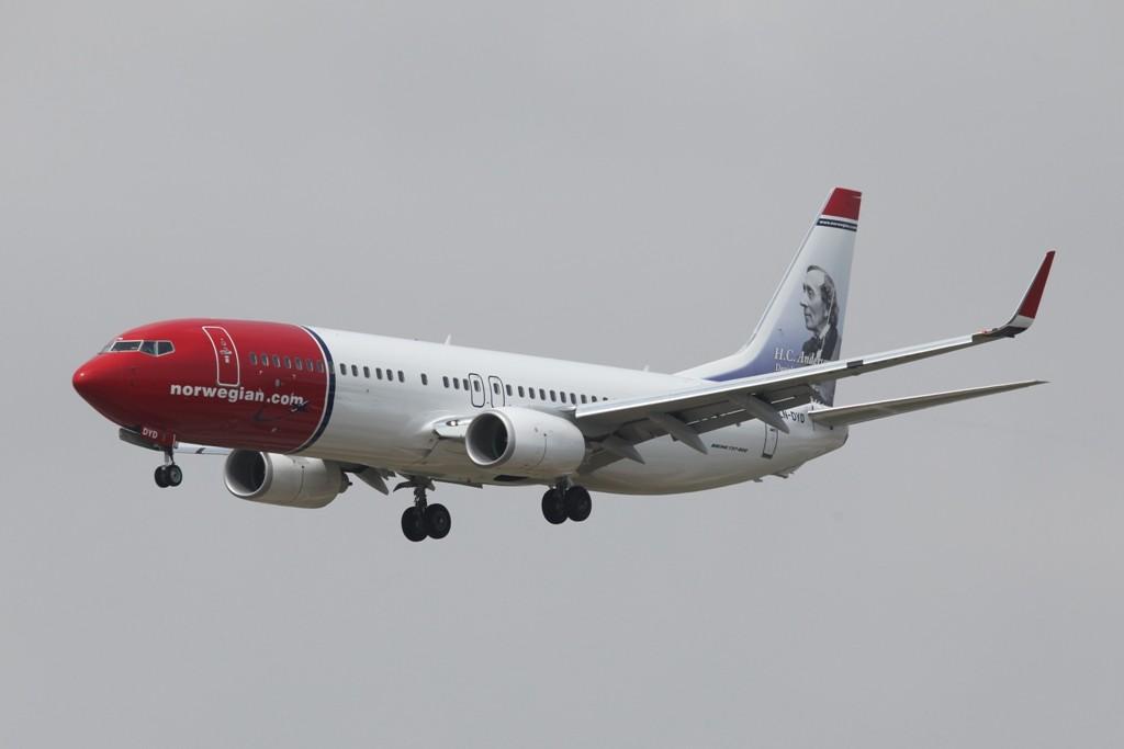 Die Norwegian ist heute eine feste Größe im europäischen Lowcost-Markt.
