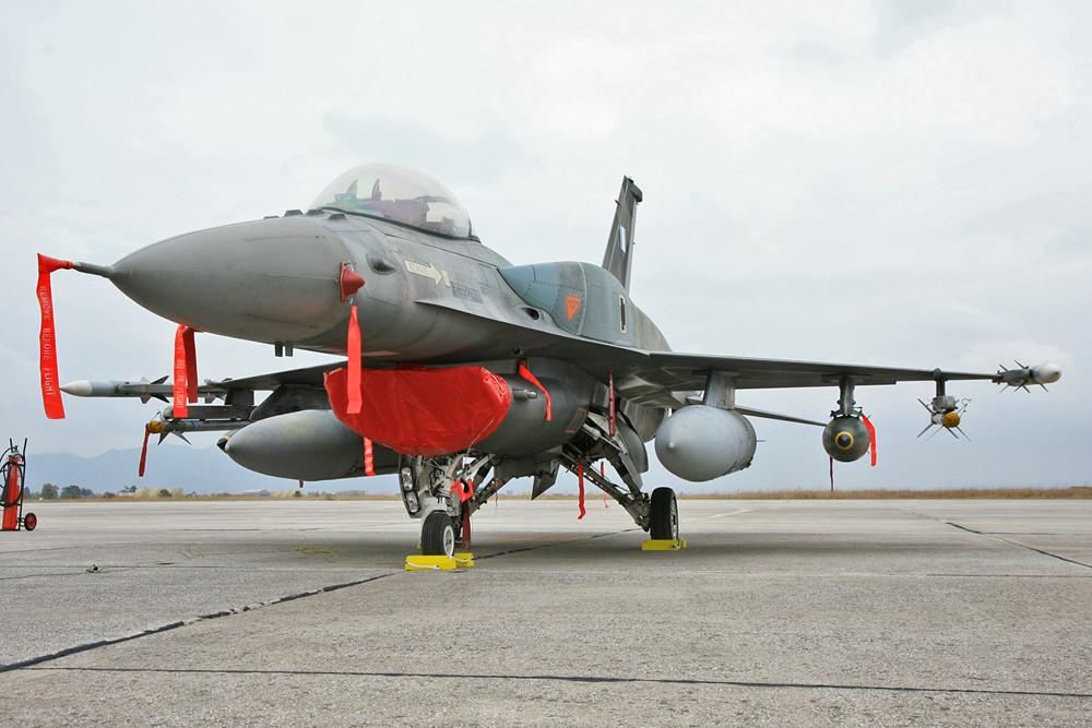 Die F-16 der neuesten Generation sind sehr leistungsstark.