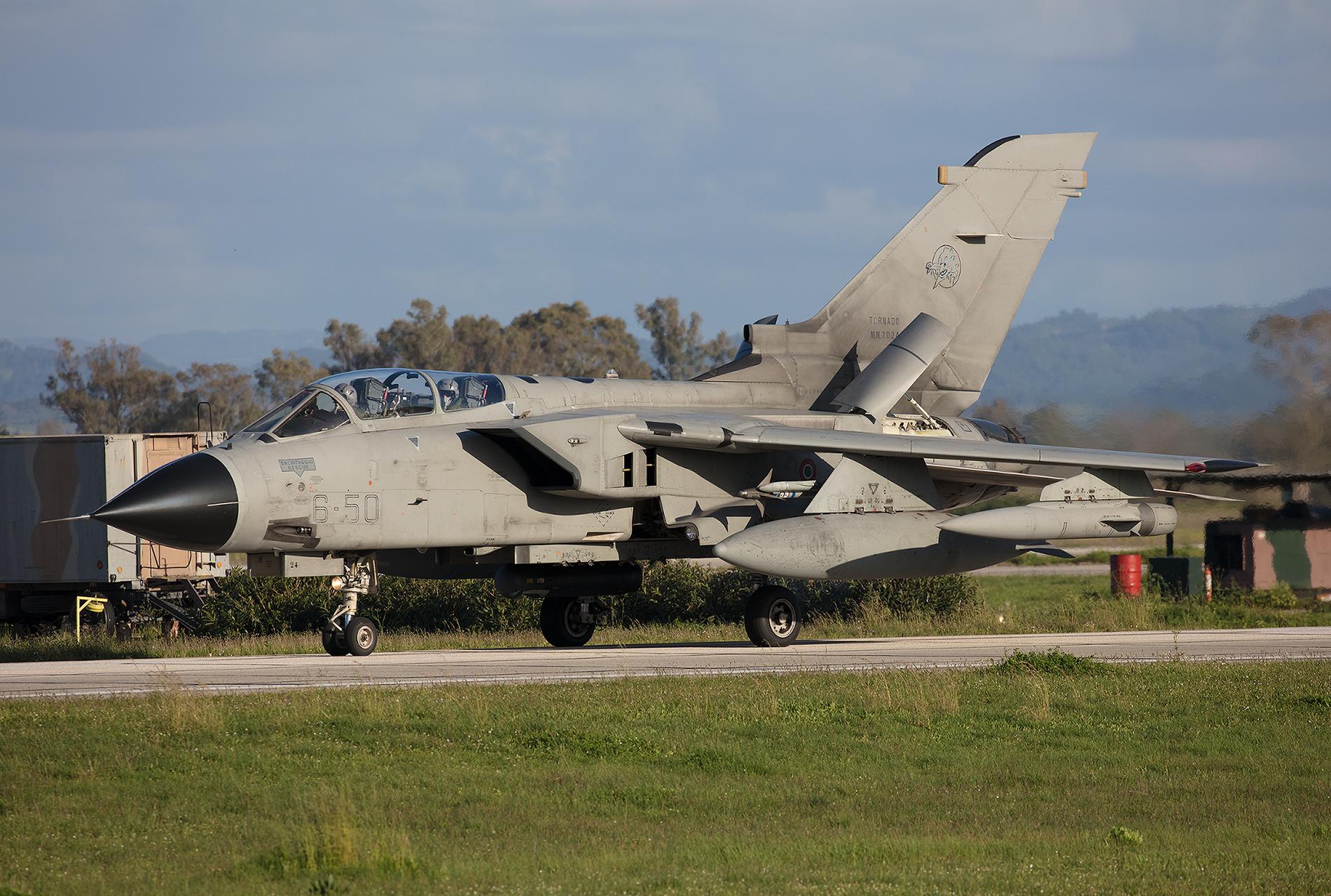 MM7024, MRCA Tornado IDS der 6 Stormo aus Ghedi.