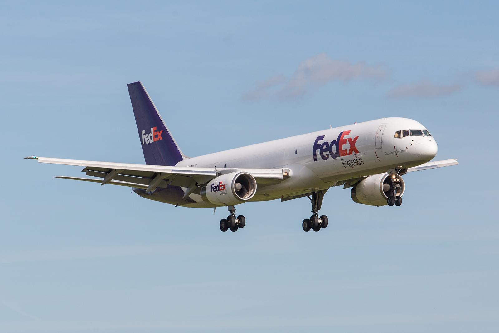 Auch die Boeing 757 ist in Paris als Frachter unterwegs.