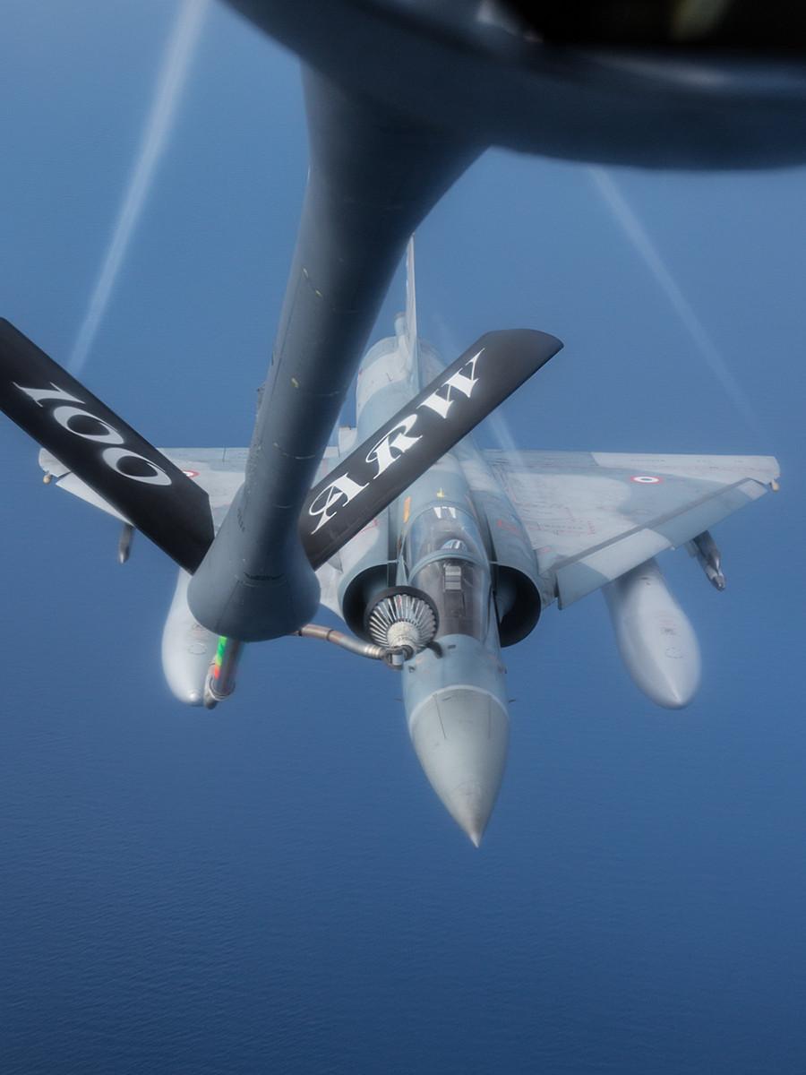 Mirage 2000 am Boom