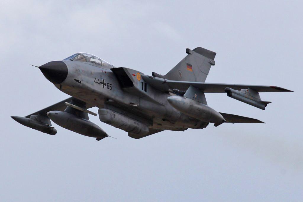 Tornado IDS mit Recce-Pod vom Aufklärungsgeschwader 51 aus Jagel
