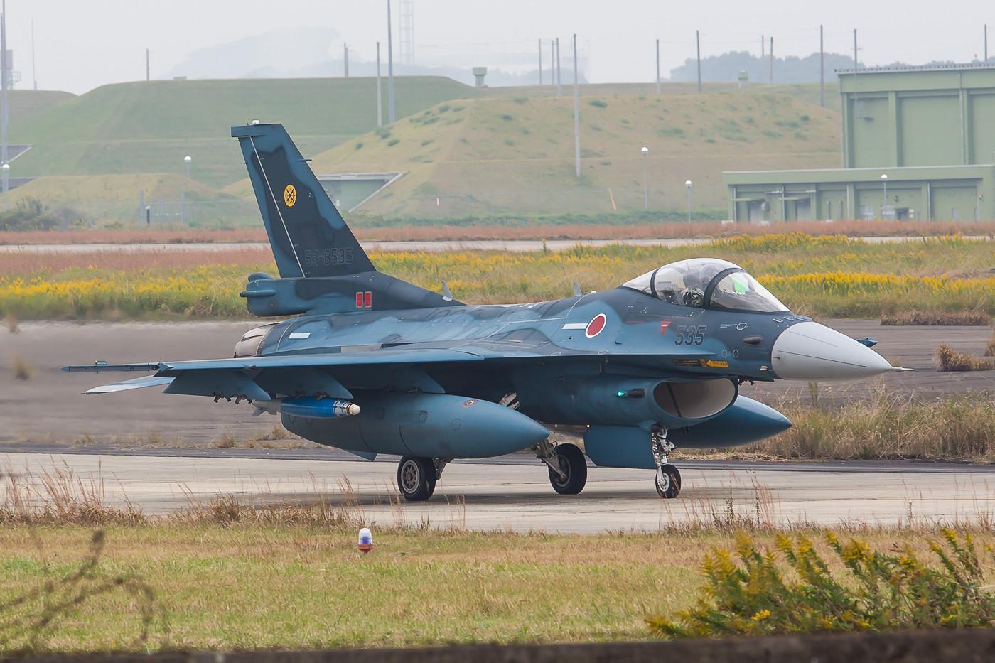 Die zweite Runde flogen dann die F-2.