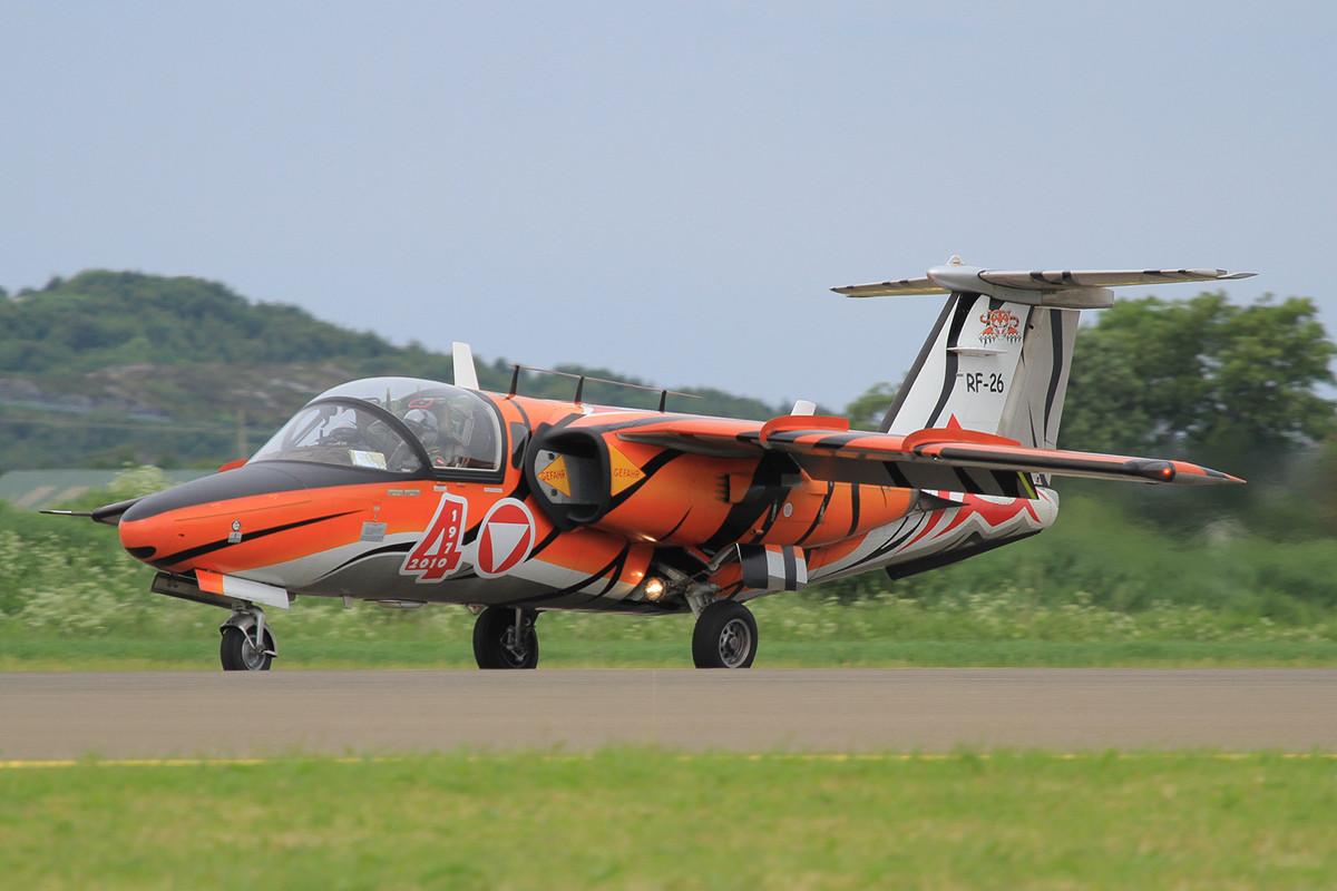 Der Linzer Tiger, die RF-26.