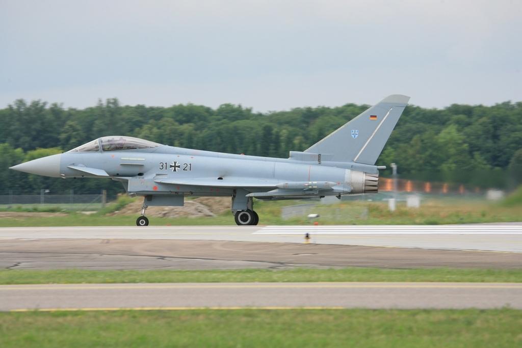 In Rostock-Laage findet auch die Ausbildung der Piloten statt.