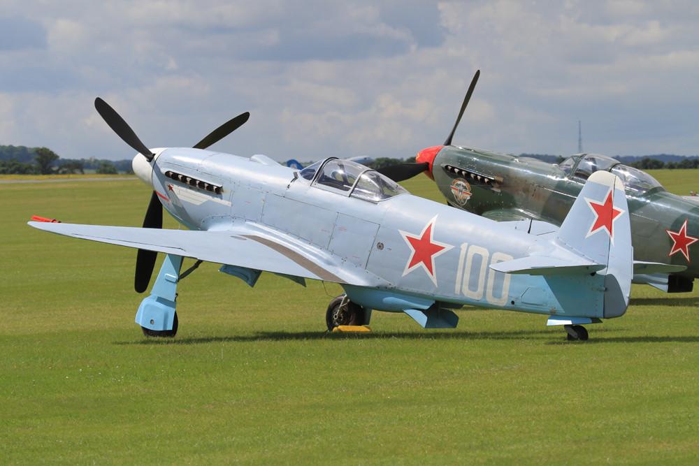 Die Jak-3 von Jakowlew war ein leichter Jäger aus dem II. WK.