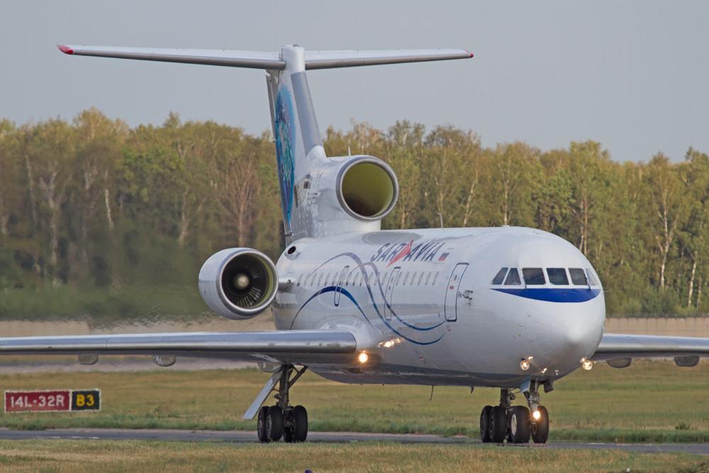 Und noch eine 42´er, diesmal Saratov Air