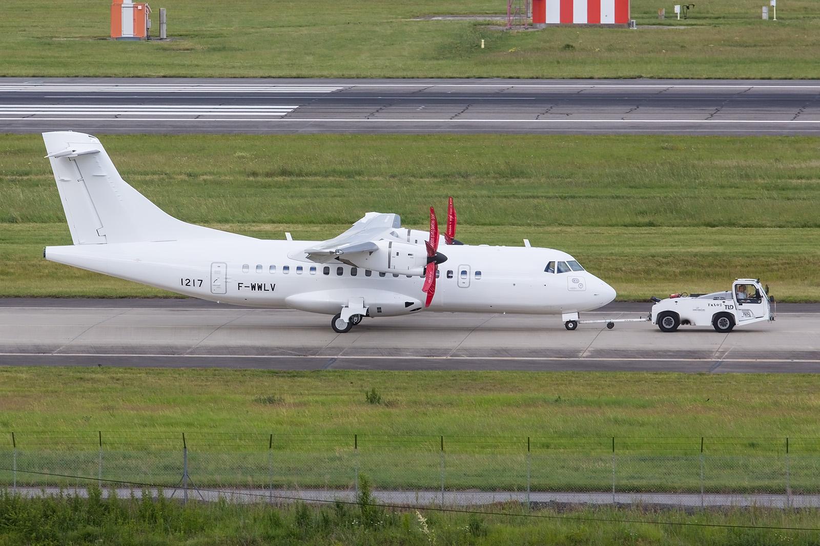 Bisher wurde noch kein Nutzer für diese ATR42 öffentlich bekannt.