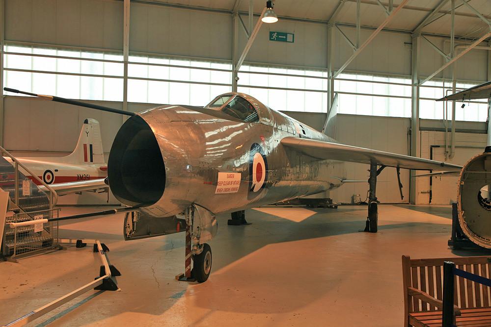 Noch ein Muster, dem der Durchbruch verwehrt blieb die English Electric P-1A