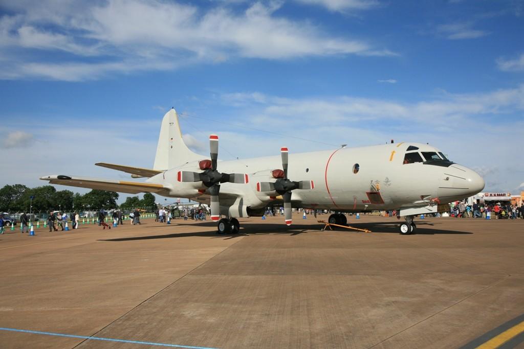 P-3C der Bundesmarine aus Nordholz