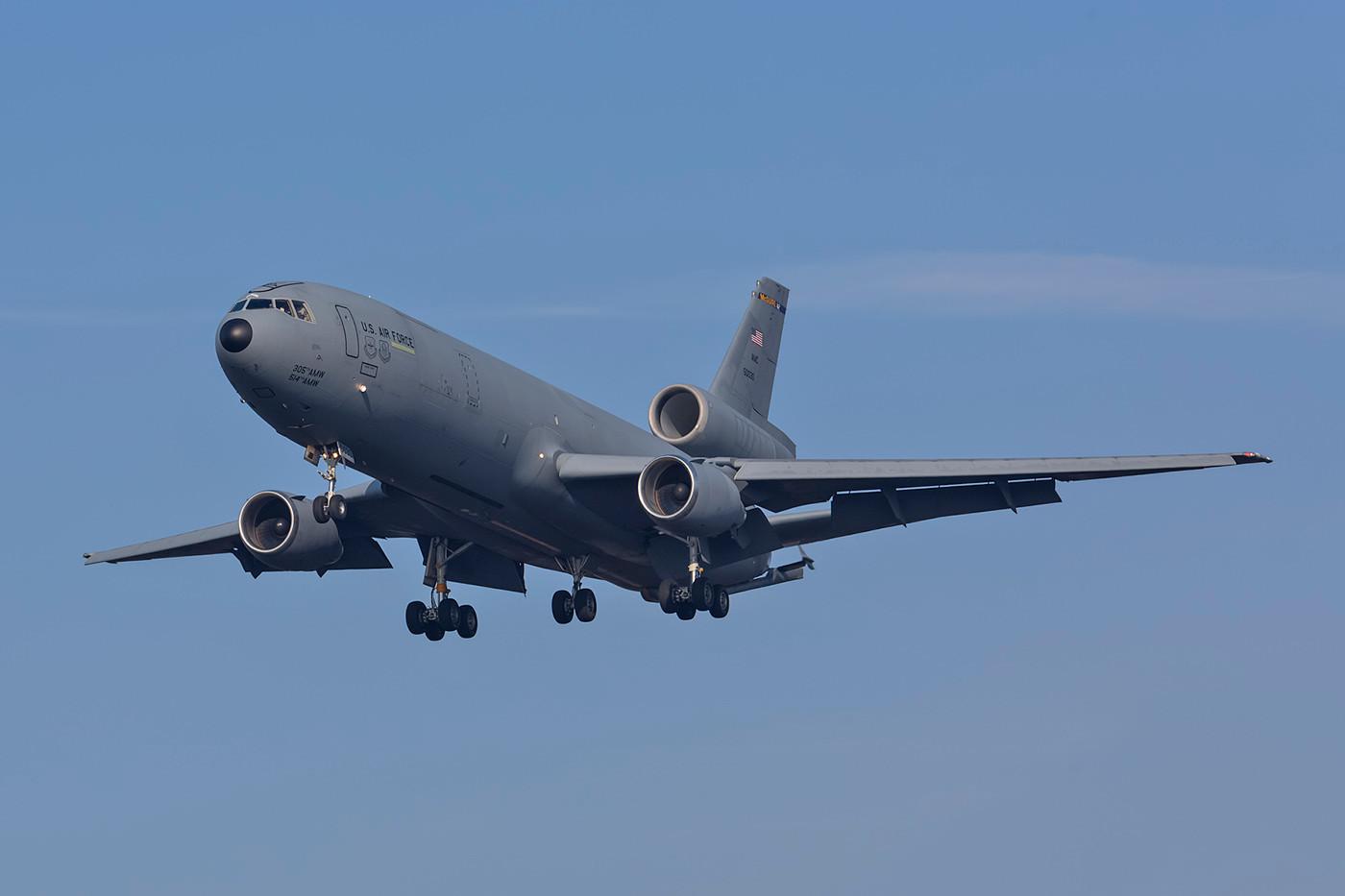 SPM 13.02.2015; 85-0030, KC-10A, 305th AMW Joint Base McGuire-Dix-Lakehurst (New Jersey)