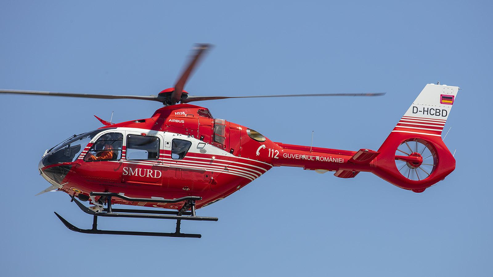 H135 für Rumänien