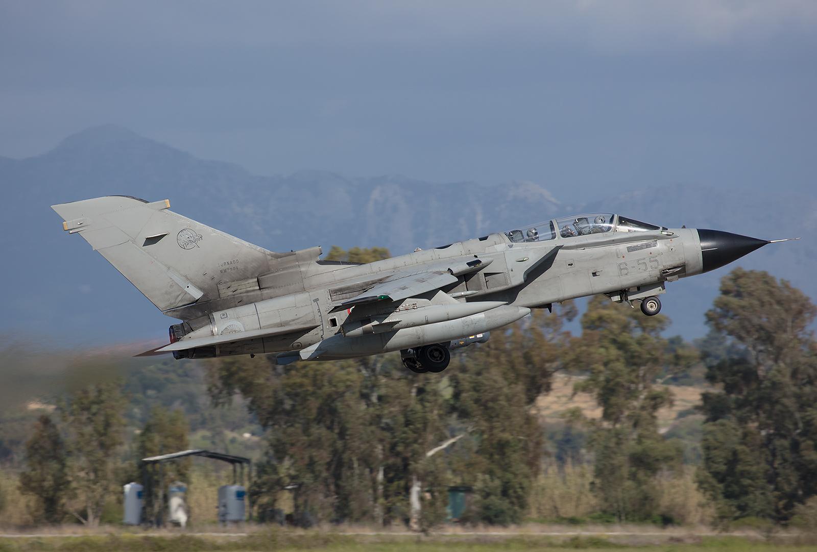 MM7004, MRCA Tornado IDS der 6 Stormo aus Ghedi.