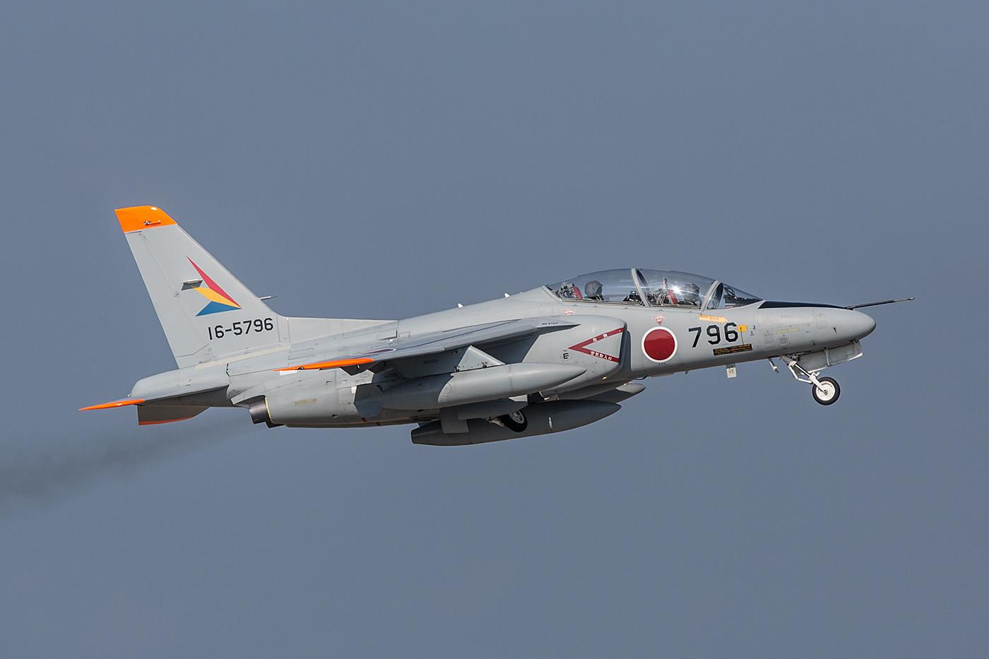 T-4 der Shireibu Hikotai aus Iruma