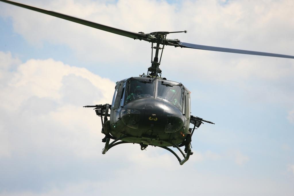 UH-1D des LTG