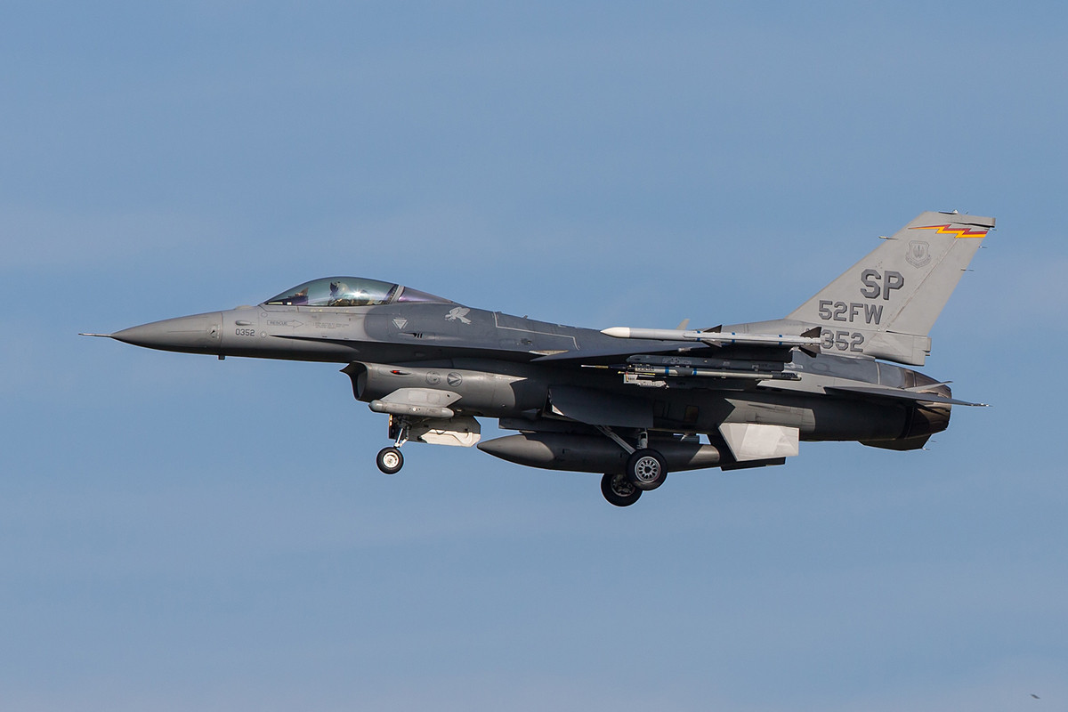 22.10.2013; 91-0352, F-16C 52nd FW Spangdahlem