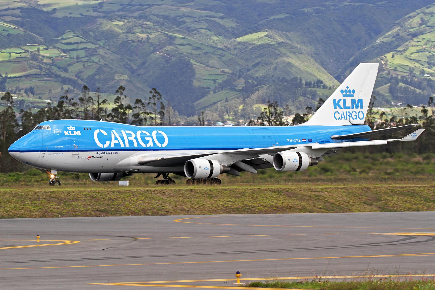 "KLM Cargo Boeing 747-406F(ER) PH-CKB ""Leeuwin"""