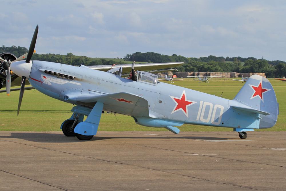 Die Jak-3 und ihre Weiterentwicklung, ....