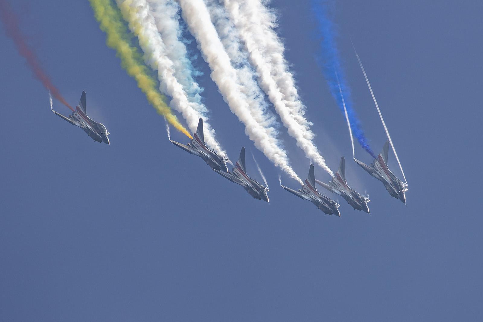Bisher einziger Exportkunde ist Pakistan, wobei auch die Luftwaffe Tansanias Interesse gezeigt hat.